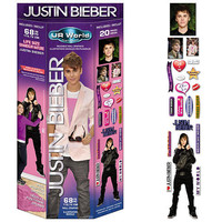 Justin Bieber Lifesized Wall Poster