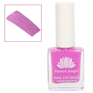 Cracking Nail Polish Orchid No.06