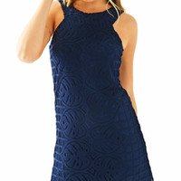 Mango Lace Shift Dress | Lilly Pulitzer