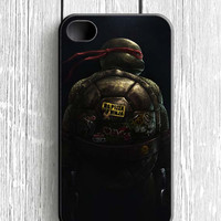 Ninja Turtle Tmnt iPhone 4S Case