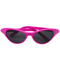 Pink Amy Blue Sunnies