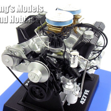 Shelby 427 FE Engine 1/6 Scale Diecast and Plastic Model by Liberty Classics