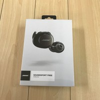 Bose SoundSport Free Wireless In-Ear Headphones (Black)