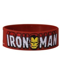Iron Man Marvel Retro Wristband - Buy Online at Grindstore.com