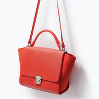 COMBINED CITY BAG WITH BUCKLE