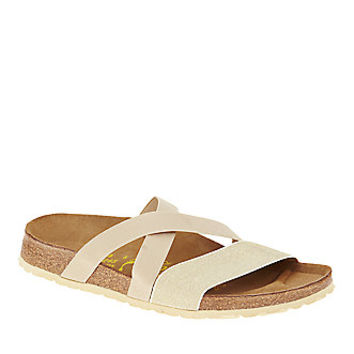 Papillio by Birkenstock Cosma Slide Sandals :: Wellness Shoes :: Shop now with FootSmart