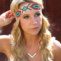 Cherokee Nights Headband