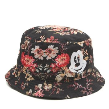 Neff Mickey Floral Bucket Hat - Mens Backpack - Floral - One