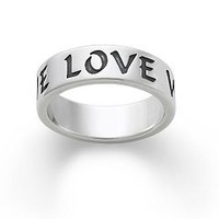 """True Love Waits"" Ring 