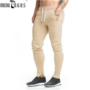 2017 New Arrivals Pantalones Hombre Men's Casual Pants & Trousers Harem Cargo Mens Joggers Male Sweatpants