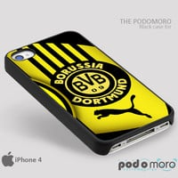 Dortmund Puma Football Club for iPhone 4/4S, iPhone 5/5S, iPhone 5c, iPhone 6, iPhone 6 Plus, iPod 4, iPod 5, Samsung Galaxy S3, Galaxy S4, Galaxy S5, Galaxy S6, Samsung Galaxy Note 3, Galaxy Note 4, Phone Case