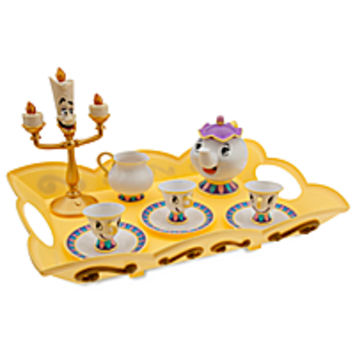 Belle Enchanting ''Be Our Guest'' Tea Set