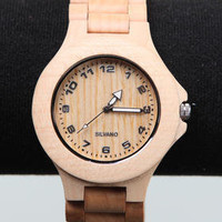 DJPremium.com - Men - Shop by Brand - Silvano - Accessories - Watches - Mortise in Tan