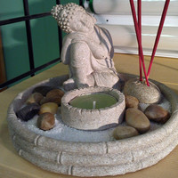 Mini Zen Garden Kit | Relaxing Buddha