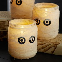 GAUZE MUMMY LUMINARY