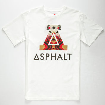 Ayc Warrior Icon Mens T-Shirt White  In Sizes