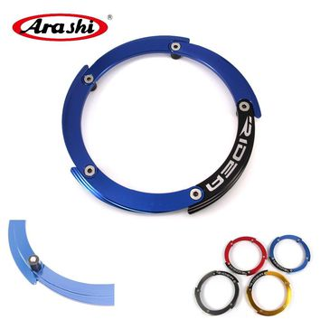 Arashi Tmax530 CNC Motorcycle Parts Transmission Belt Pulley Protective Cover For YAMAHA XP TMAX 530 2012 2013 2014 2015
