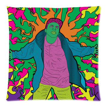 Odd Future (18x18) 45x45cm 2 Sided Sofa Bed Decorative All Over Print Cushion Cover Earl Sweatshirt Throw Pillow Case