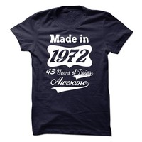 Made in 1972 - Aged to Pe