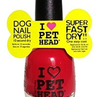 Mommy and Me Dog Nail Polish by Pet Head - Pink and Purple : See description for size by Pet Head
