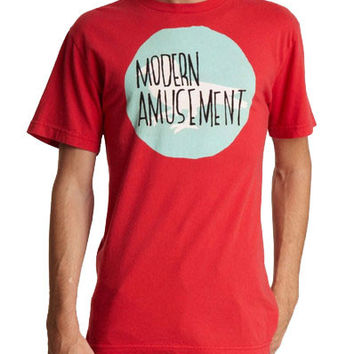 Modern Amusement Graphic T-Shirt