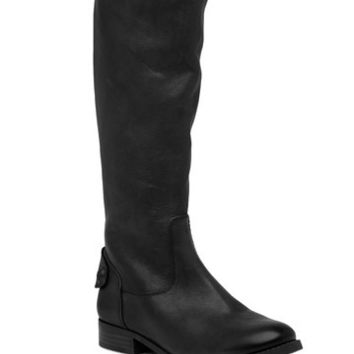 Arturo Chiang | Fierce Leather Riding Boot | Nordstrom Rack
