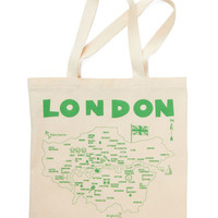 ModCloth Travel, Scholastic Place To Be Tote in England