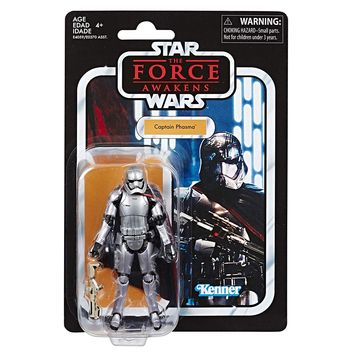 Captain Phasma Star Wars The Vintage Collection