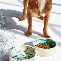 Free People Pet Bowl Set