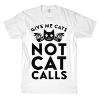 GIVE ME CATS TEE