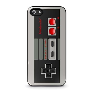 nintendo controller iphone 5 5s se case cover  number 1