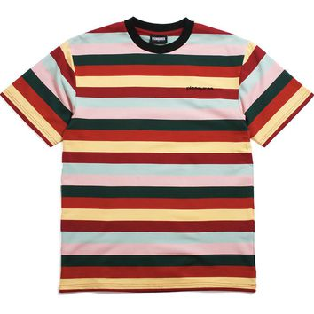 Inbox Striped T-Shirt Pale