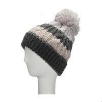 Beanie Hat in Stripe