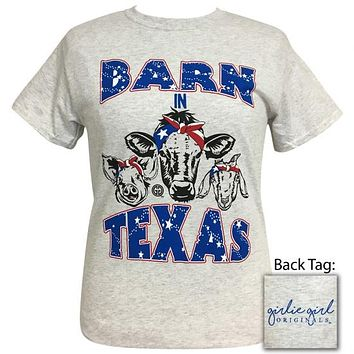 Girlie Girl Originals Preppy Barn Texas T-Shirt