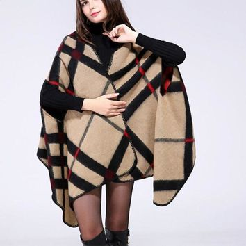 13 Style Winter Scarf Luxury New Brand Women Vintage Blanket Women Lady Knit Shawl Cape Cashmere Mishmash