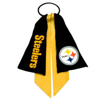 Pittsburgh Steelers NFL Ponytail Holder