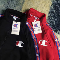 '' Champion '' Women Fashion Zipper Cardigan Sweater Jacket