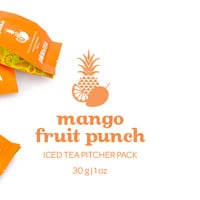 Mango Fruit Punch Pitcher Pack - With Mango, Pineapple And Tangerine, This Refreshing Blend Packs A Punch | DavidsTea