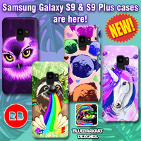 Samsung Galaxy S9 & S9 Plus cases are here!