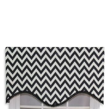 RL Fisher 52-Inch by 25-Inch Rambling Cornice Valance