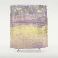 Impressions from Skye 2017 Shower Curtain by anipani