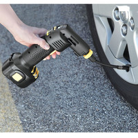 The Only Automatic Cordless Tire Inflator