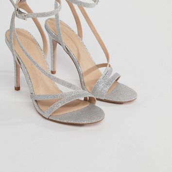 ASOS HOMECOMING Heeled Sandals at asos.com
