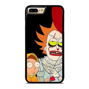 IT RICK AND MORTY iPhone 7 Plus Case Cover