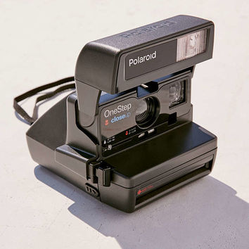 Impossible Project One Step Camera - Urban Outfitters