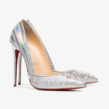 Silver Wonder 120 Pumps