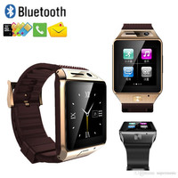 Smart Watch GV08S 1.5 inch 1.3M camera FM Radio Earphone TF card slot SIM card slot Bluetooth Watch For Andriod