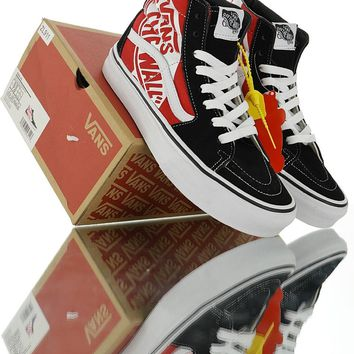 Vans Sk8-Hi Reissue High Skateboarding Shoes