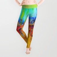 Nr. 596 Leggings by Annabella Rharbaoui
