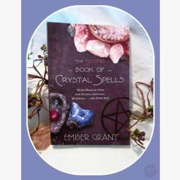 Second Book of Crystal Spells
